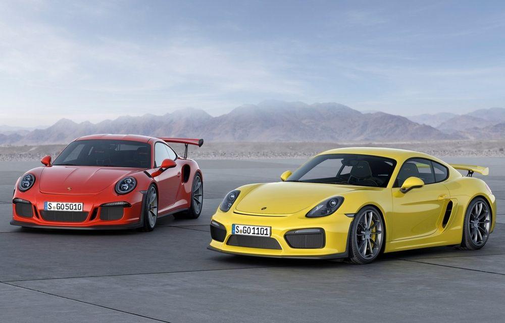 "Porsche a înregistrat denumirea ""GT5"" - Poza 1"