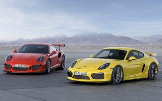 "Porsche a înregistrat denumirea ""GT5"""