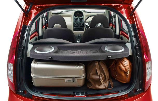 Tata Nano GenX: a doua generaţie a celei mai ieftine maşini din lume vine cu portbagaj şi cutie automată - Poza 6