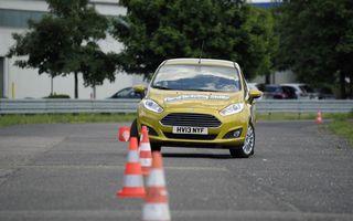 Ford România va organiza cursuri gratuite de conducere defensivă la Iaşi