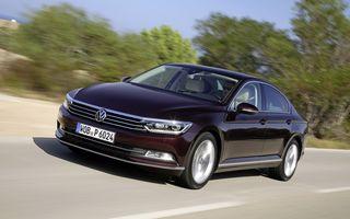 Volkswagen Passat TDI Bluemotion anunţă un consum mixt de 3.7 litri la sută