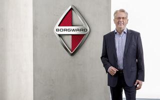 Renașterea brandului german Borgward se va face cu ajutorul unui fost președinte Daimler