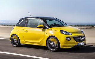 Opel a lansat a treia generaţie a transmisiei automatizate Easytronic în gama Adam