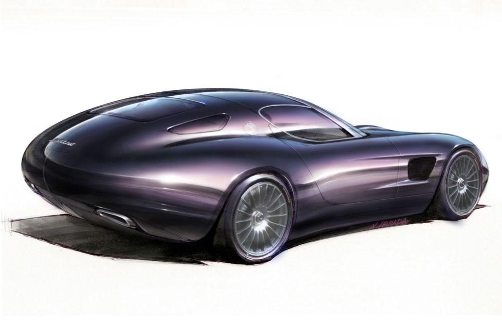 Zagato îl prezintă în acest weekend pe Mostro, un coupe în serie limitată care celebrează centenarul Maserati - Poza 6