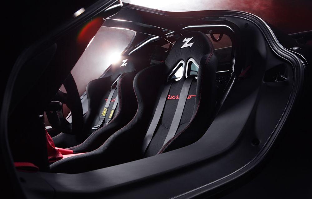 Zagato îl prezintă în acest weekend pe Mostro, un coupe în serie limitată care celebrează centenarul Maserati - Poza 2