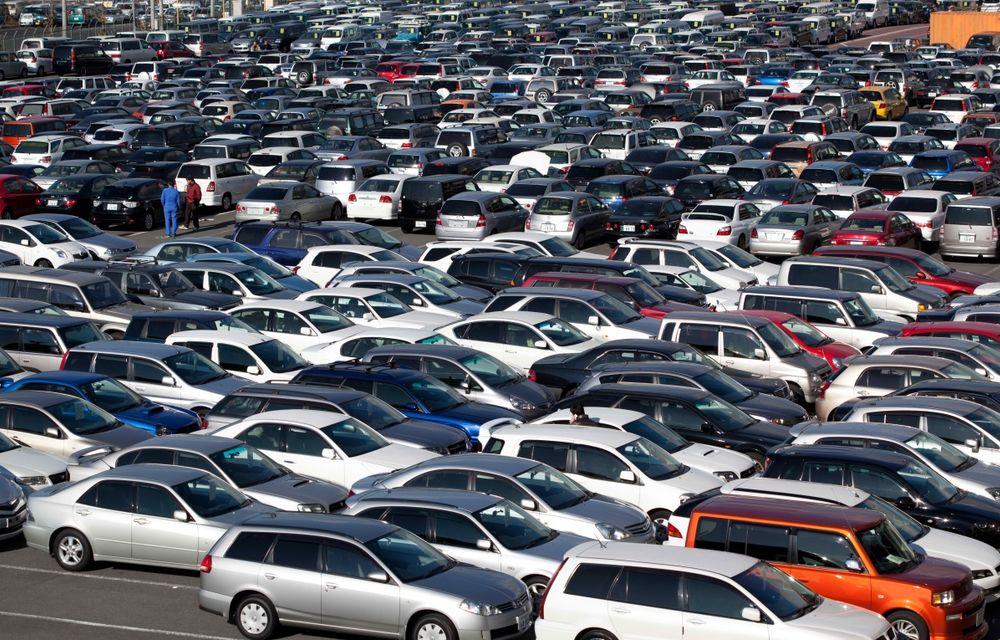 Înmatriculările de automobile second-hand au crescut cu 15% în primele patru luni ale anului - Poza 1