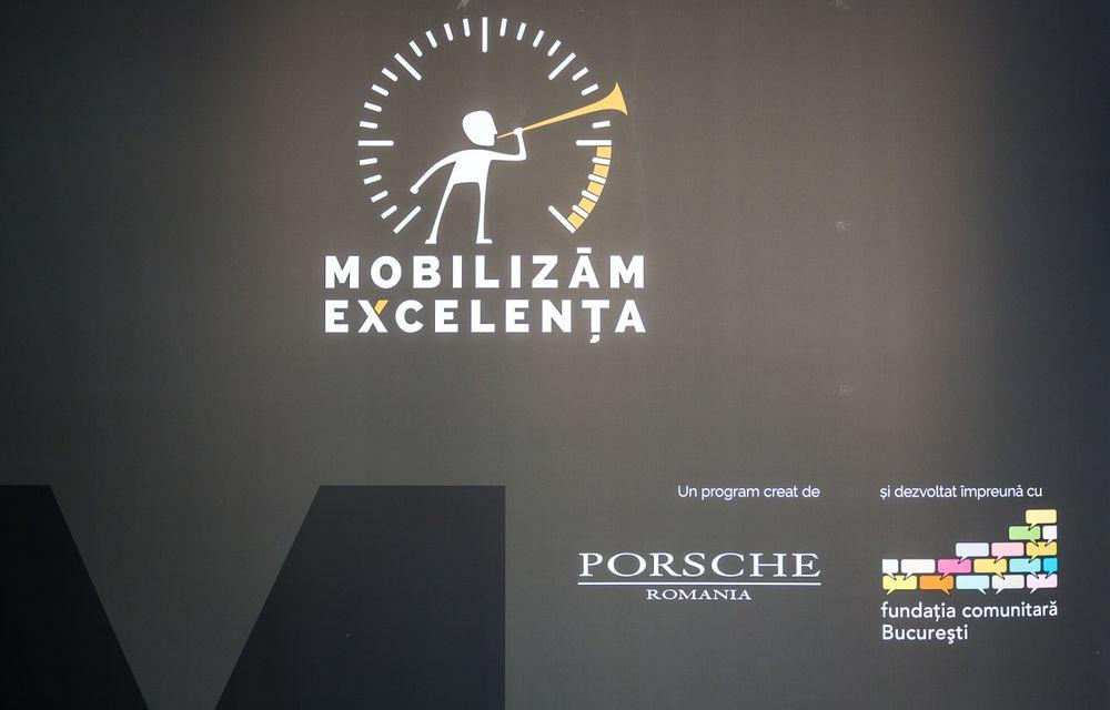Porsche România a lansat un program de responsabilitate socială prin care premiază creativitatea şi iniţiativele ecologice - Poza 15