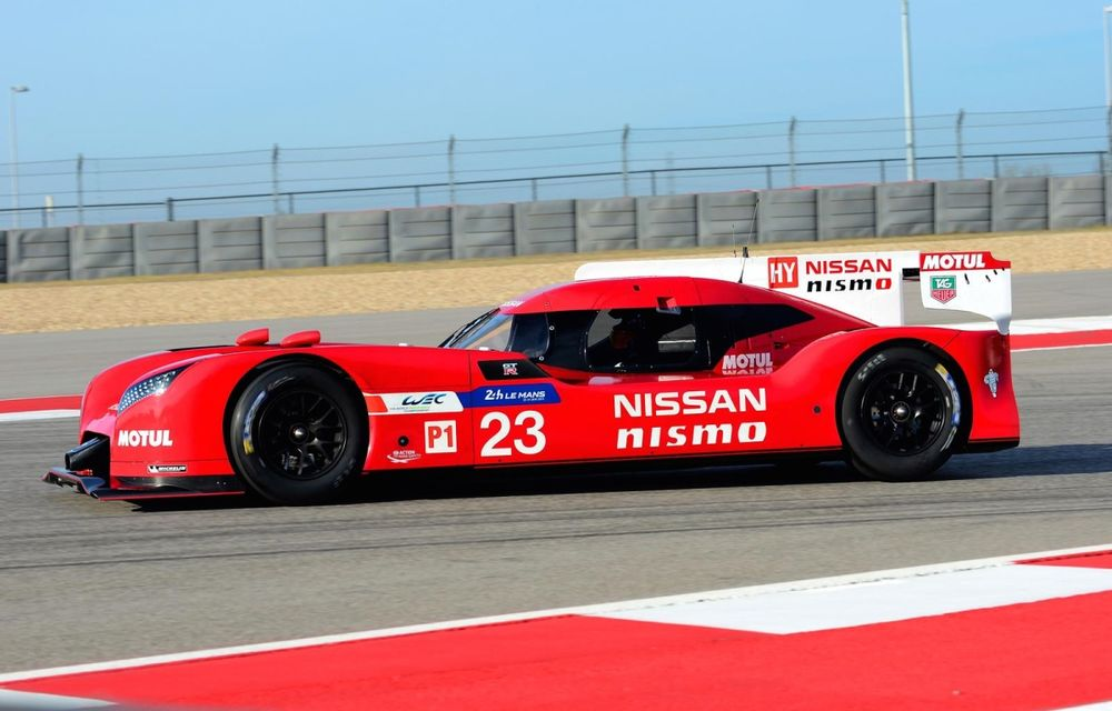 Nissan GT-R va primi un sistem de propulsie hibrid de 700 CP derivat din prototipul de Le Mans - Poza 3