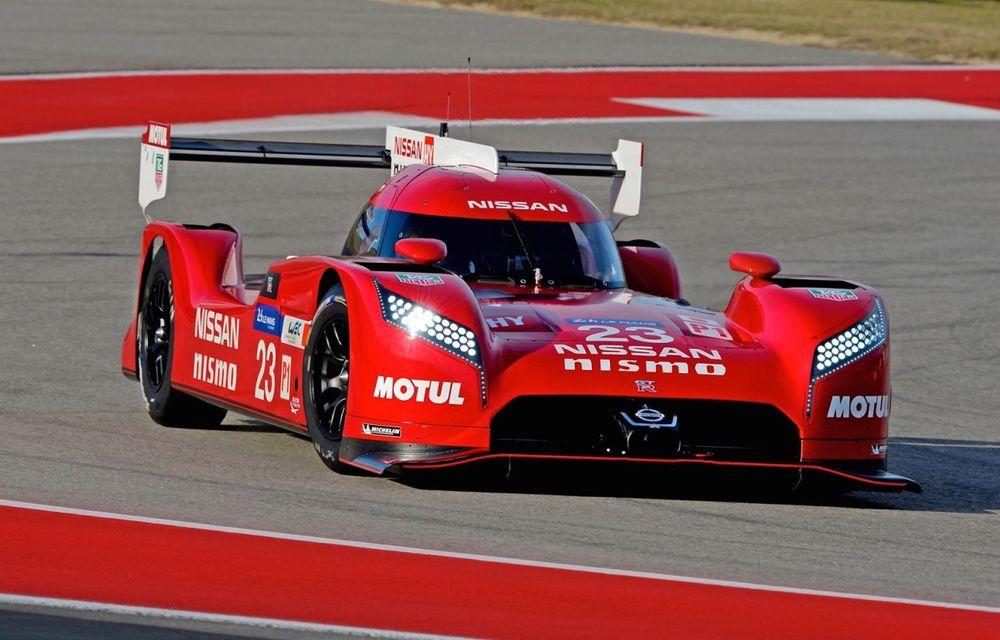 Nissan GT-R va primi un sistem de propulsie hibrid de 700 CP derivat din prototipul de Le Mans - Poza 1