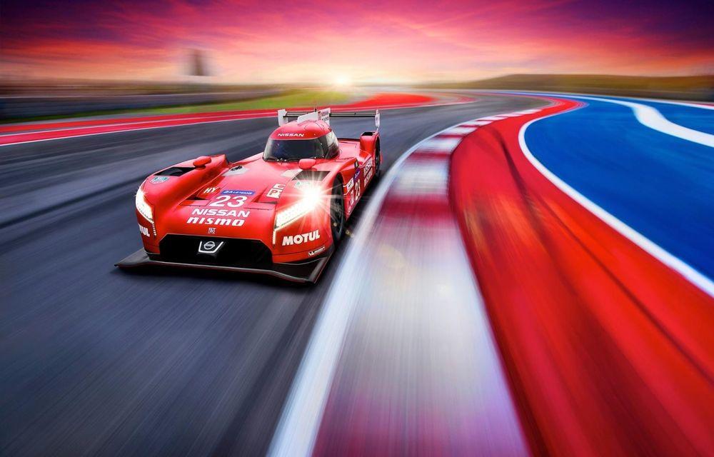 Nissan GT-R va primi un sistem de propulsie hibrid de 700 CP derivat din prototipul de Le Mans - Poza 2