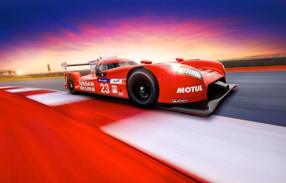 Nissan GT-R va primi un sistem de propulsie hibrid de 700 CP derivat din prototipul de Le Mans - Poza 4