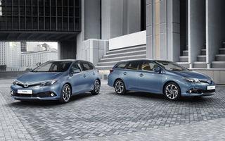 Toyota Auris primeşte odată cu noul facelift şi două motoare noi: 1.2 Turbo de 116 CP şi 1.6 diesel de 112 CP