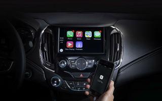 Primele imagini cu interiorul noii generaţii Chevrolet Cruze