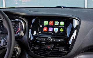 Opel integrează Apple CarPlay şi Android Auto pe noua generaţie Astra
