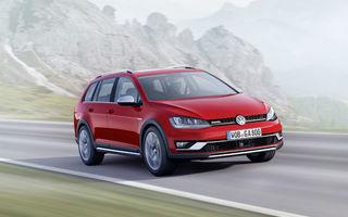 Preţuri Volkswagen Golf Alltrack în România: break-ul cu apetit off-road costă 25.134 de euro