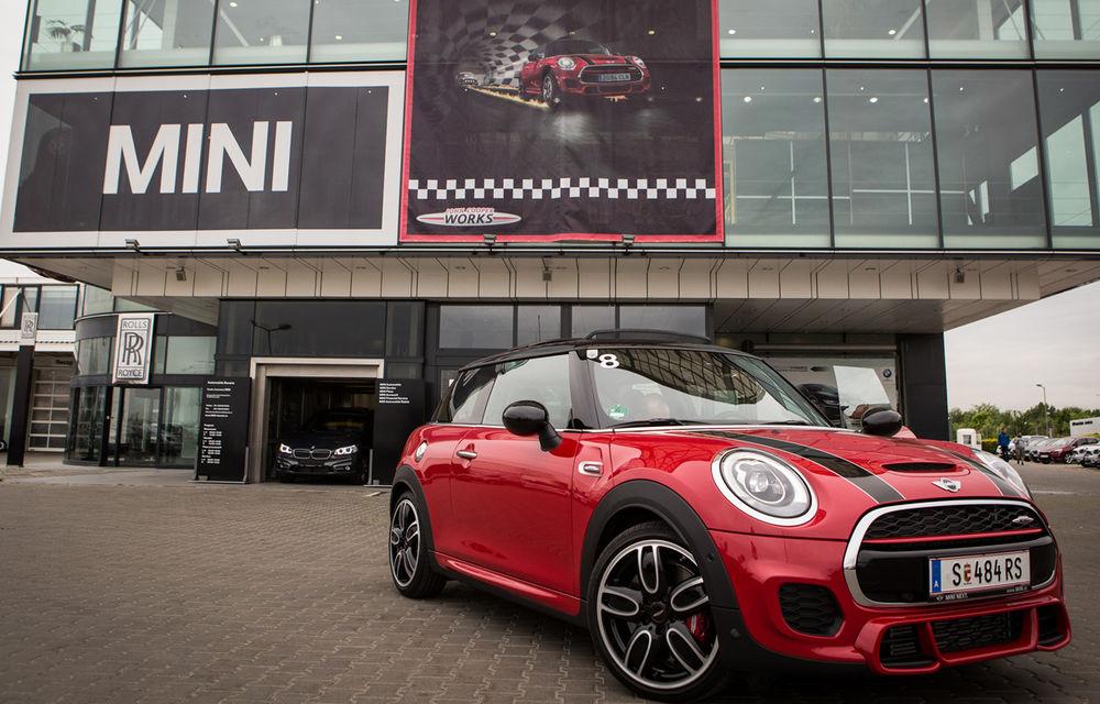 Noul Mini John Cooper Works e disponibil în România: cel mai puternic Mini al noii generaţii costă 32.550 de euro - Poza 12