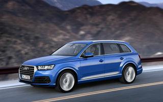 Audi SQ7, rivalul actualului BMW X5 M50d, este aşteptat în toamnă