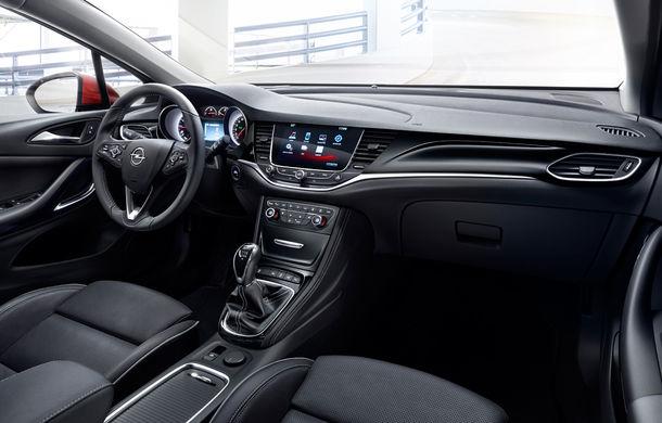 Noul Opel Astra: primele imagini și informații oficiale cu noua generație a modelului compact german - Poza 21