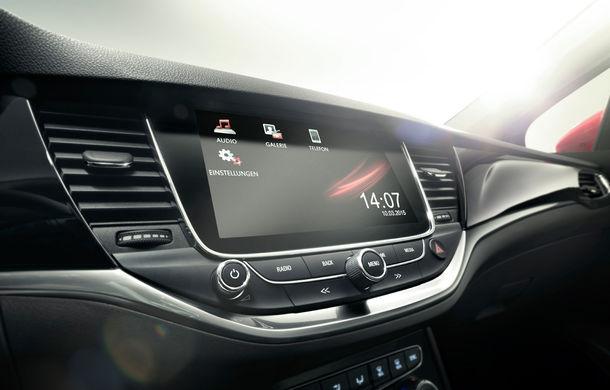 Noul Opel Astra: primele imagini și informații oficiale cu noua generație a modelului compact german - Poza 23
