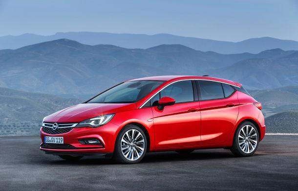 Noul Opel Astra: primele imagini și informații oficiale cu noua generație a modelului compact german - Poza 5
