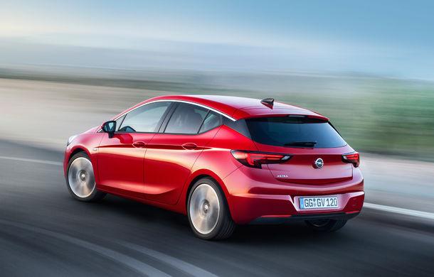 Noul Opel Astra: primele imagini și informații oficiale cu noua generație a modelului compact german - Poza 18