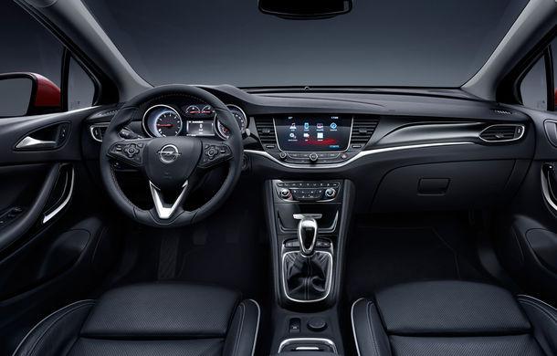 Noul Opel Astra: primele imagini și informații oficiale cu noua generație a modelului compact german - Poza 20