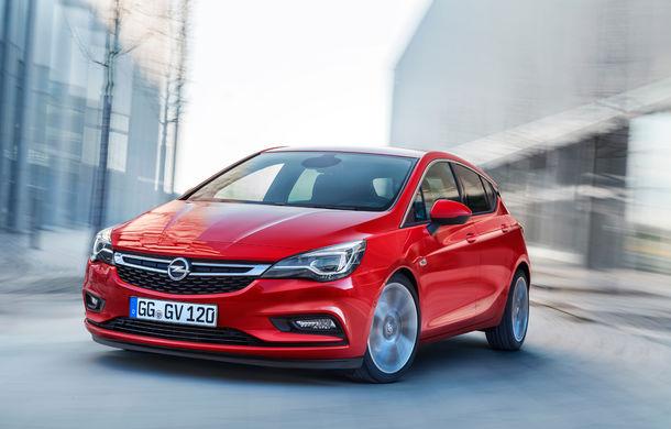 Noul Opel Astra: primele imagini și informații oficiale cu noua generație a modelului compact german - Poza 1