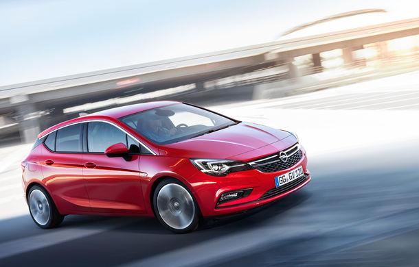 Noul Opel Astra: primele imagini și informații oficiale cu noua generație a modelului compact german - Poza 16