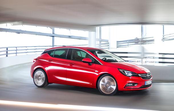 Noul Opel Astra: primele imagini și informații oficiale cu noua generație a modelului compact german - Poza 9