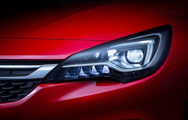 Noul Opel Astra: primele imagini și informații oficiale cu noua generație a modelului compact german - Poza 8