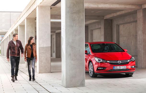 Noul Opel Astra: primele imagini și informații oficiale cu noua generație a modelului compact german - Poza 4