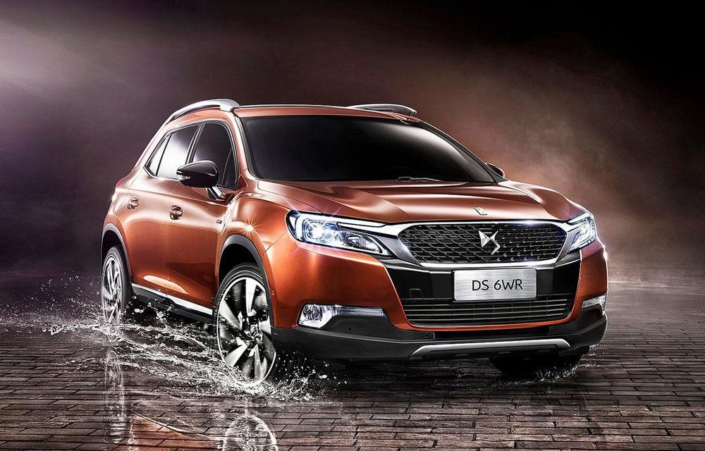 """Marca DS virează spre SUV-uri şi sedanuri şi anunţă: """"Produsele mărcii DS aduc cel mai mare profit din grupul PSA Peugeot-Citroen"""" - Poza 1"""