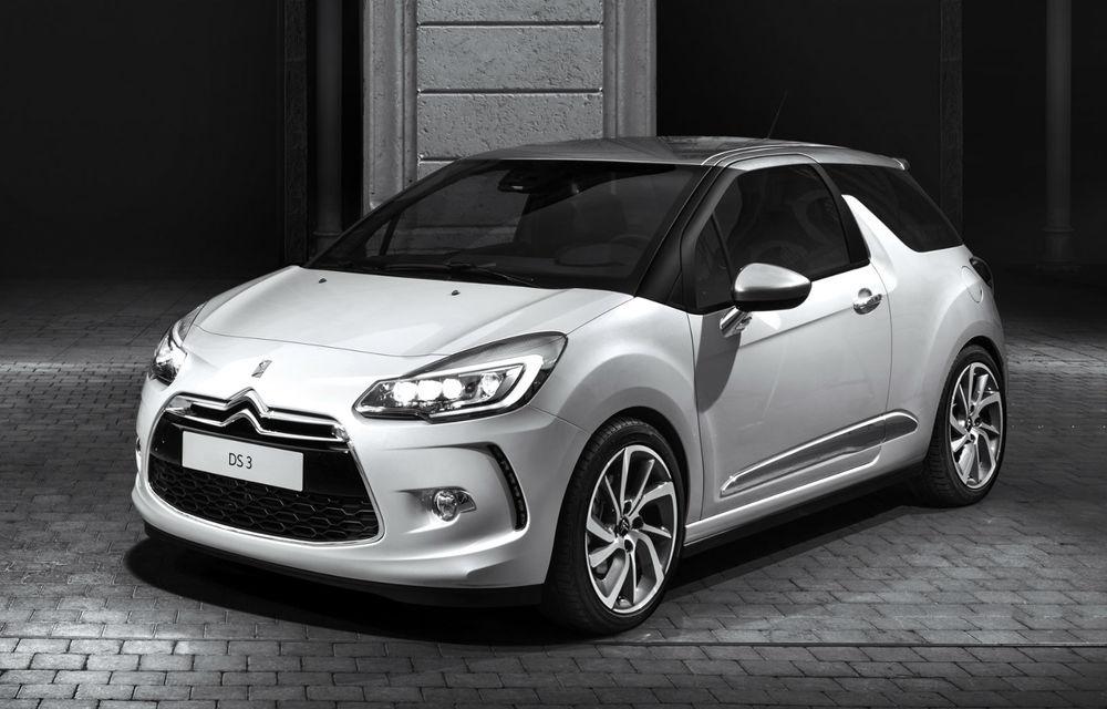 """Marca DS virează spre SUV-uri şi sedanuri şi anunţă: """"Produsele mărcii DS aduc cel mai mare profit din grupul PSA Peugeot-Citroen"""" - Poza 2"""