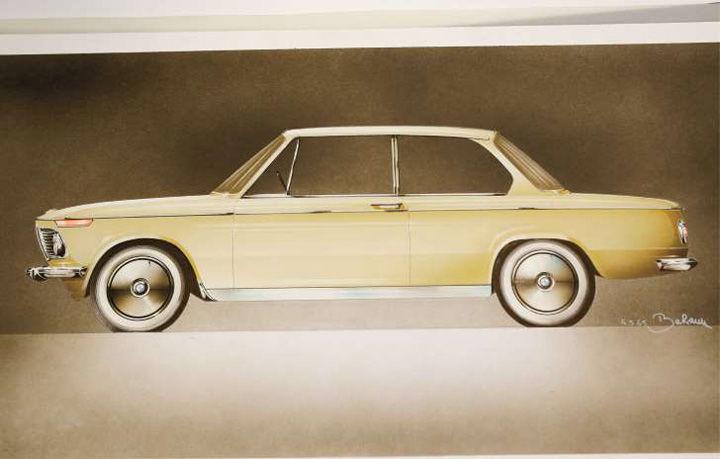 Maşinile care au schimbat istoria BMW, faţă în faţă cu designerul-şef al mărcii - Poza 6