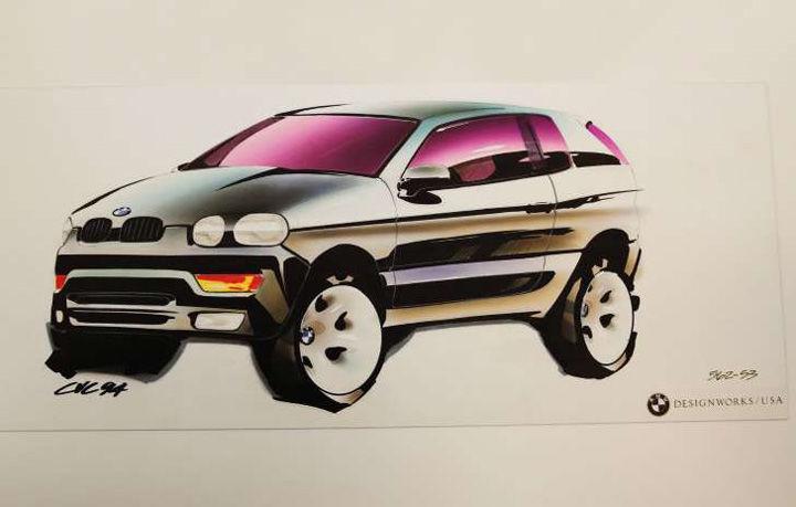 Maşinile care au schimbat istoria BMW, faţă în faţă cu designerul-şef al mărcii - Poza 5