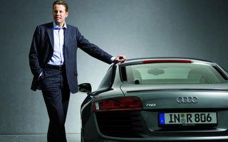 Bentley va avea un nou designer șef: Stefan Sielaff, omul din spatele întregii game Audi