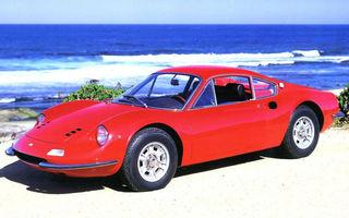 Sergio Marchionne confirmă relansarea lui Ferrari Dino