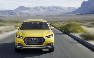 Audi va prezenta în toamnă conceptul unui crossover electric