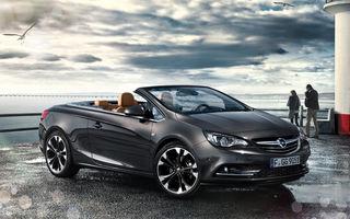 Opel Cascada primește un nou motor diesel: 2.0 litri, 170 de cai putere