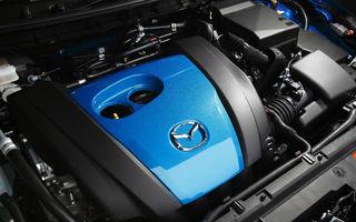 Mazda promite motoare pe benzină mai eficiente cu 50% în termen de cinci ani
