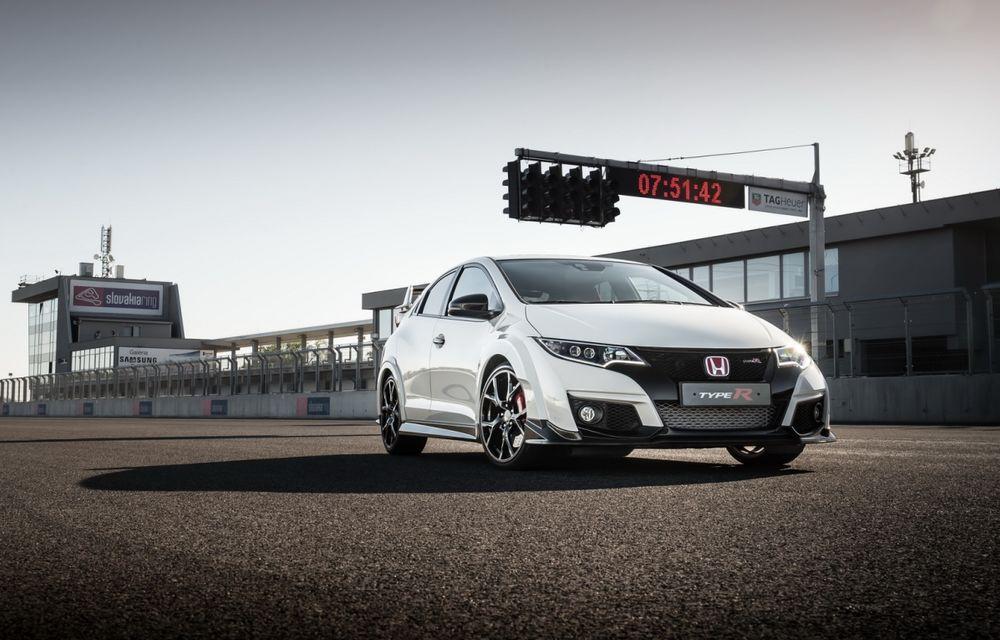 """Honda: """"Dacă va fi nevoie, vom face o variantă mai performantă a lui Civic Type R"""" - Poza 1"""