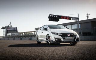 """Honda: """"Dacă va fi nevoie, vom face o variantă mai performantă a lui Civic Type R"""""""