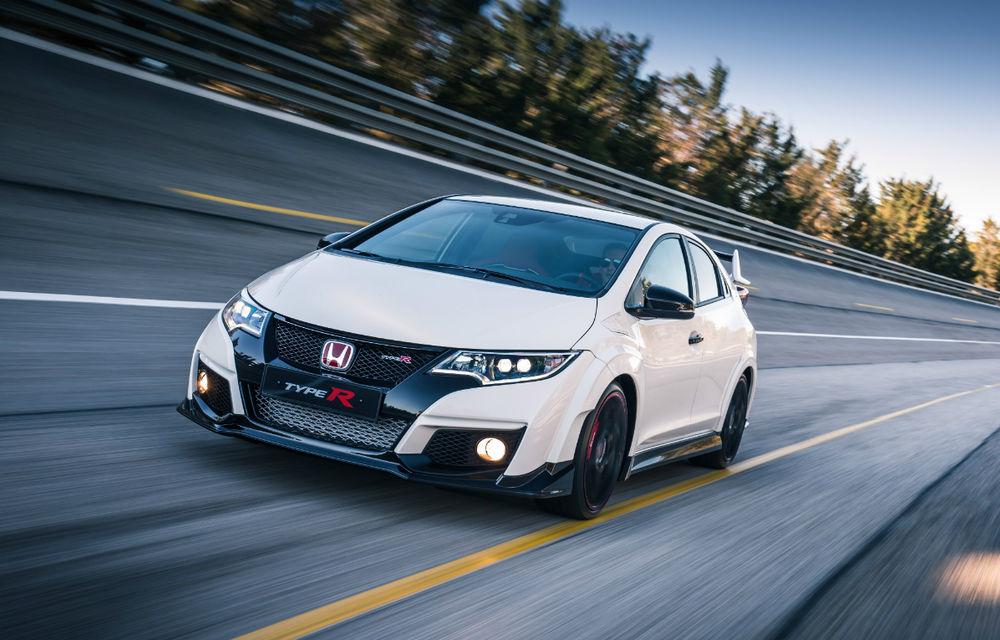 Prețuri Honda Civic Type R în România: compacta sportivă pleacă de la 39.600 euro - Poza 1