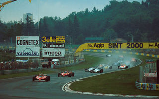 Poveştile Formulei 1 - Istoria circuitului de la Imola, gazda Marelui Premiu al statului San Marino