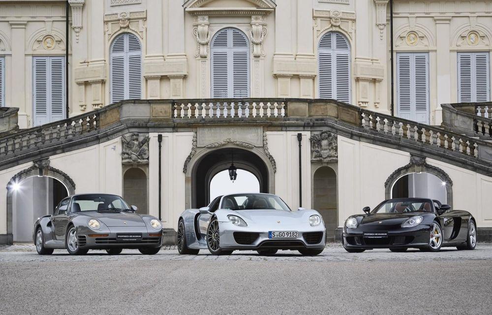 Porsche a epuizat producția lui 918 Spyder - Poza 3