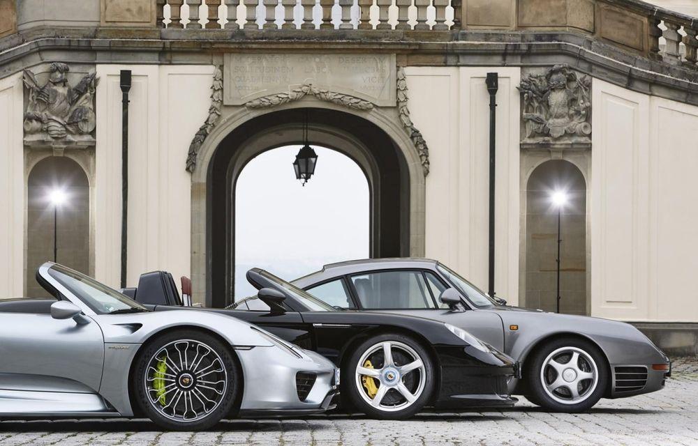 Porsche a epuizat producția lui 918 Spyder - Poza 5
