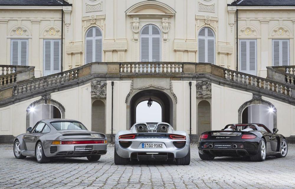Porsche a epuizat producția lui 918 Spyder - Poza 4