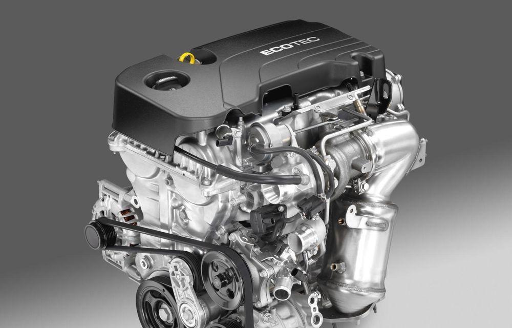 Opel Astra 1.4 Turbo: 150 CP și consum mixt de 4.9 litri la sută - Poza 2