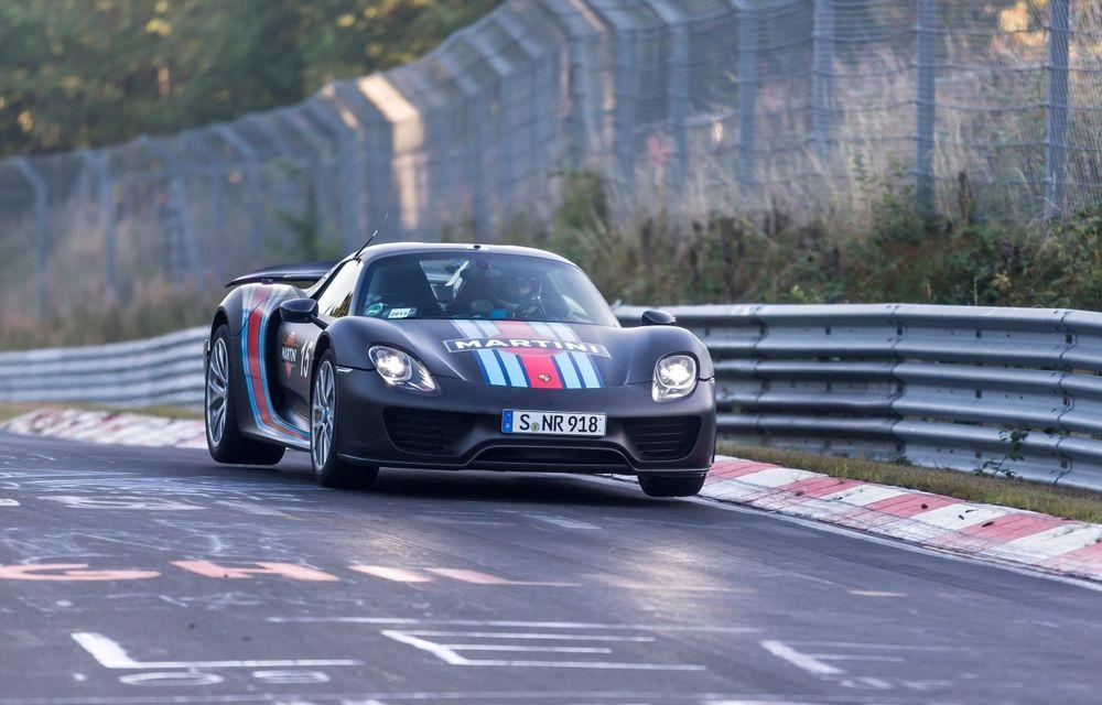 Noi restricții pe Nurburgring: după limita de viteză, nemții interzic și tururile record - Poza 1