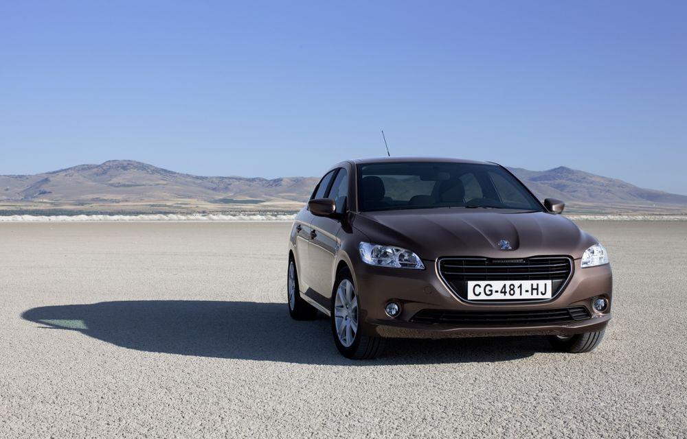PSA Peugeot-Citroen urmează modelul Renault și va deschide o fabrică in Maroc - Poza 1